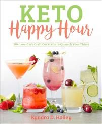 Kyndra knows that navigating alcohol can be tricky on a low-carb diet, so she takes all the guesswork out of it for you, showing you how to indulge while sticking to a healthy ketogenic lifestyle. Whether you are craving a cocktail after a long day at work or looking to entertain guests, this book has you covered. From mixers to drinks and even some pub grub, it's all here! Mixing up cocktails should be fun, and it shouldn't come at the cost of your health and weight-loss goals. Keto ...