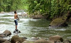 Arenal Rainforest Activities, Central America