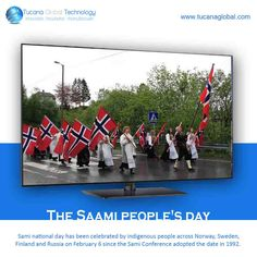 Greetings for #TheSaami #peoplesday in #Norway.