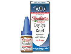 I love how this helped me this spring..... Similasan Eye Drops