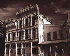 Pennsylvania Oddities: Gowen City Ghost