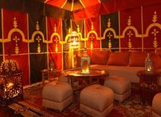 make the walls look like a moroccan tent Moroccan Tent, Moroccan Decor, Arabian Tent, Bedouin Tent, Tent Hire, Marquee Hire, Moroccan Interiors, Cloud 9, Feeling Happy