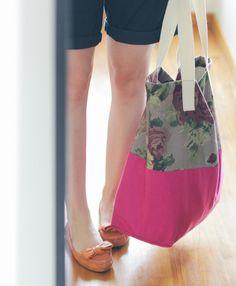DIY Canvas Bags