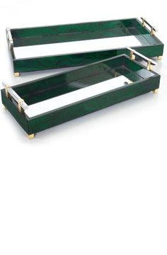 Luxury Christmas Gifts Ideas, Designer Malachite Mirrored Vanity Trays, Trending Hollywood Interior Design Ideas, For Luxury Homes, Living Rooms, Bedrooms, Dining Rooms, Bathrooms. Over 3,500 Luxury Furniture, Lighting, Home Decor, Accents & Gift Inspirations to enjoy, pin, blog, share and inspire your friends and followers with, courtesy of InStyle Decor Beverly Hills with our easy 1 Click Pinterest Pin Button enjoy & happy pinning