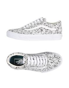 VANS Women s Low-tops  amp  sneakers White 10.5 US Vans Sneakers 4433e2940