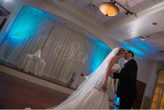 Blue Bliss ~ Christy & Ricky  May 24, 2014 - celebrationsandevents.com