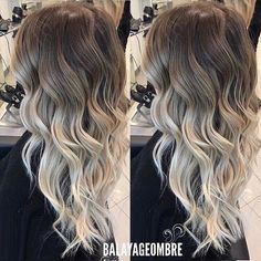"""10.3k Likes, 41 Comments - Balayageombre® (@balayageombre) on Instagram: """"Love this color combinations ______________________________________________________ •one million…"""""""