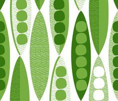 Pod fabric by spellstone on Spoonflower - custom fabric