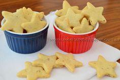 Biscoitinho de nozes | Receitas e Temperos