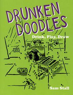 Drunken Doodles - Sam Stall. - Daedalus Books Online