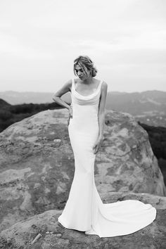 Katie May Barcelona Gown - https://blog.oncewedding.com/2016/01/16/katie-may-barcelona-gown/