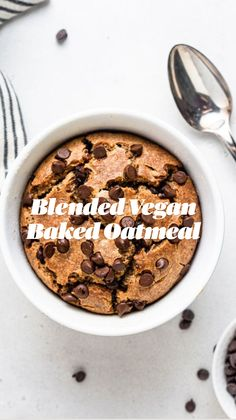 Vegan Breakfast Recipes, Healthy Dessert Recipes, Gluten Free Desserts, Vegan Desserts, Healthy Snacks, Vegan Recipes, Cooking Recipes, Vegan Baking, Vegan Food