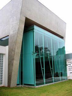 fachadas comerciais de vidro - Pesquisa Google