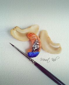 Micro pinturas feitas por Mesut Kul (9)