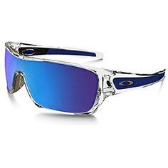 Amazon.com: Oakley Men's OO9081 Oil Rig Shield Sunglasses, Matte Black/Black Iridium, 28 mm: Shoes