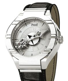 Piaget Polo Tourbillon Relatif Orbital Ref. G0A31123 White Gold. Very nice.
