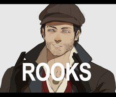 Jacob: ROOKS