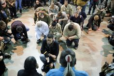 Forgiveness Ceremony Unites Veterans And Natives At Standing Rock Casino