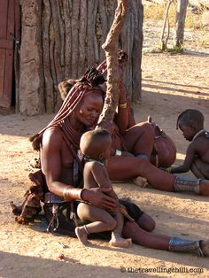 The Himba tribe of Namibia