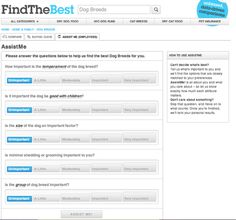 2/21/2012 - FindTheBest Wants To Personalize Comparison Shopping With AssistMe | TechCrunch