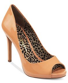 Jessica Simpson Shoes, Saras Platform Pumps - Jessica Simpson - Shoes - Macy's