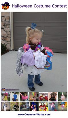 Homemade Costumes for Girls - tons of DIY costume ideas!