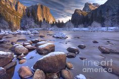 Winter Valley Wonderland by Marco Crupi