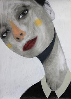 Guim Tió Zarraluki Niemde - 2013 Mixed media on poster x Australian Art, International Artist, Gold Coast, Contemporary Artists, Lovers Art, Halloween Face Makeup, Art Gallery, Sculpture, Fine Art