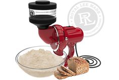 Grind your own flour