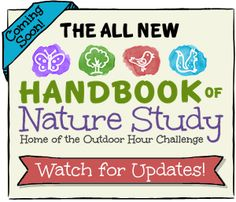 Handbook of Nature Study: Outdoor Hour Challenge Blog Carnival - March 2014