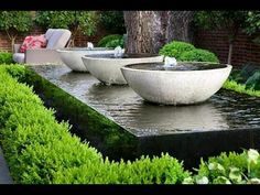Modern landscaping design ideas ten modern garden design ideas homes Modern Landscape Design, Modern Landscaping, Outdoor Landscaping, Outdoor Gardens, Landscaping Ideas, Backyard Ideas, Outdoor Ideas, Front Gardens, Landscaping Software