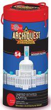 ArchiQuest U.S. Capitol Building Wooden Blocks | T.S. Shure