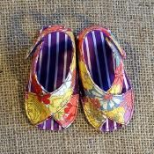 Mimi Baby Shoes Pattern - via @Craftsy