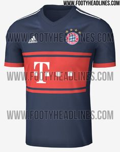 47b4df7ed8 The new Bayern München 2017-18 away jersey is set to be a hit amongst