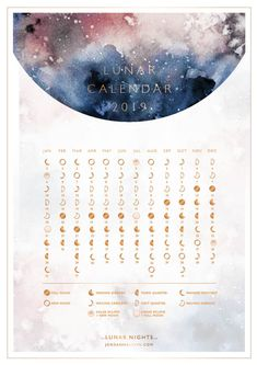 If you need a calendar for look no further. Here are free printable 2018 calendars, organized into 8 separate categories for easy pickings. Moon Calendar, Zodiac Calendar, Lunar Calendar 2018, Zodiac Killer, Moon Magic, Bullet Journal Inspiration, Book Of Shadows, Bujo, Stars And Moon