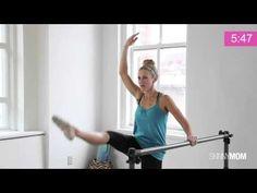 Thigh Blasting Ballerina Workout [VIDEO]