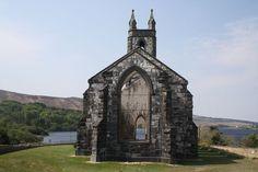 Ancienne Église, Donegal, Je