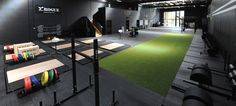best crossfit sport room - Google Search