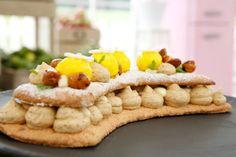 Recette Succès au Yuzu : Le Meilleur Pâtissier saison 5