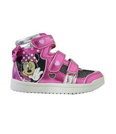 Minnie Maus Red Collection - Schuhe für Kinder-UK Größe 2 / EU-Größe 34 hnctw3E