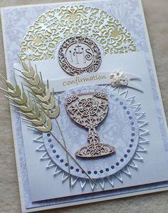 Luxury Handmade Confirmation Card £5.80