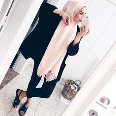 Basic black jumpsuit from Zara.