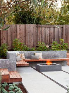 37 Fresh Modern Backyard Landscaping Ideas