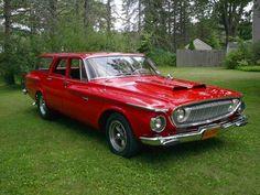 '62 Dodge : Dart 330 Wagon