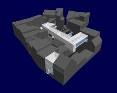 De architectuur gaat zorgzaam om met de problematiek van privacy-licht-lucht 0303OFFE stam.be