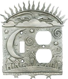 SUNSHINE Switch Plates, Outlet Covers & Rocker Switchplates