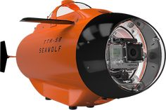 The TTR-SB Seawolf, An Underwater Remote-Control Housing for GoPro Cameras