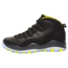 5b41d2ad9e0bdc Air Jordan 10 Retro GS Venom ❤ liked on Polyvore Discount Jordans