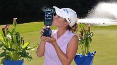 Golf4Her Brand Ambassador, Mallory Blackwelder win the 2014 Symetra Classic #Golf4Her