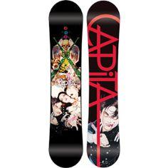 7b1f45fa600 Capita Indoor Survival FK 154cm Snowboard Snowboard